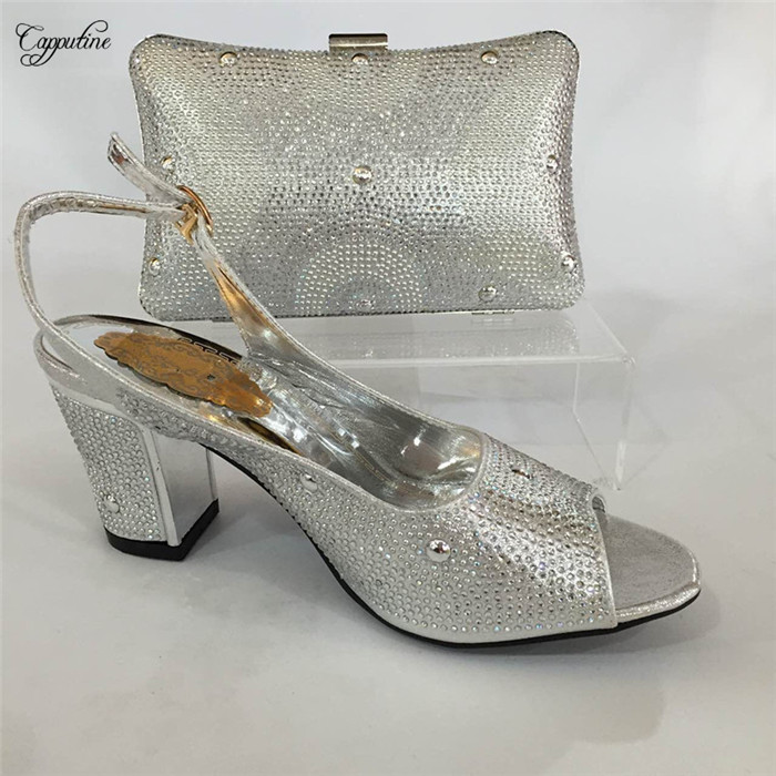2943e8eed91 Latest purple party African high heel pump shoes and evening bag set nice  matching for dress GY15 -in Women's Pumps from Shoes on Aliexpress.com |  Alibaba ...