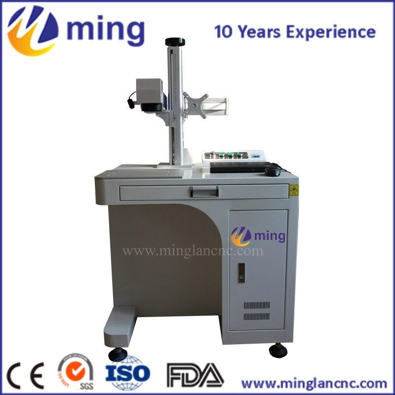 Machine de Marquage Laser Raycus source/IPG Laser à Fiber machine de Marquage