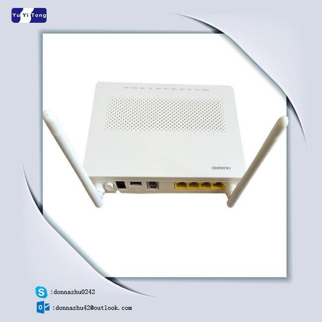 Wifi Hg8546m Gpon Ont 1 * Porta Do Telefone Special Section 4 Pcs Hua Wei Gpon Onu Hg8546m Com 4 * Lan Port
