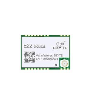 Image 3 - LORAWAN SX1262 לורה TCXO אלחוטי משדר E22 900M22S SPI 868MHz SMD 915MHz SMD ebyte משדר מקלט rf מודול