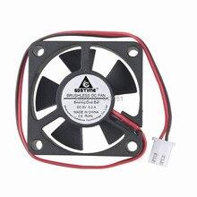 Gdstime Mini 5V DC Brushless Cooling Fan 35mm 35x35x10mm 3510 2Pin Ball Bearing Cooler