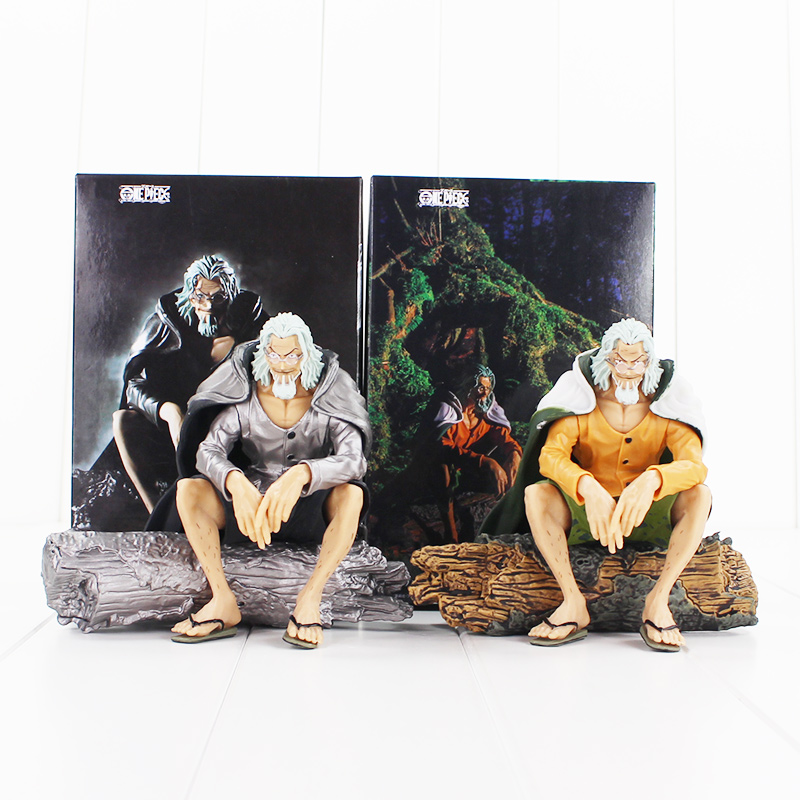 12cm One Piece Silvers Rayleigh Figure Toy Creaor X Creator Anime Collectible Model Doll one piece machine xp3 16rt 12