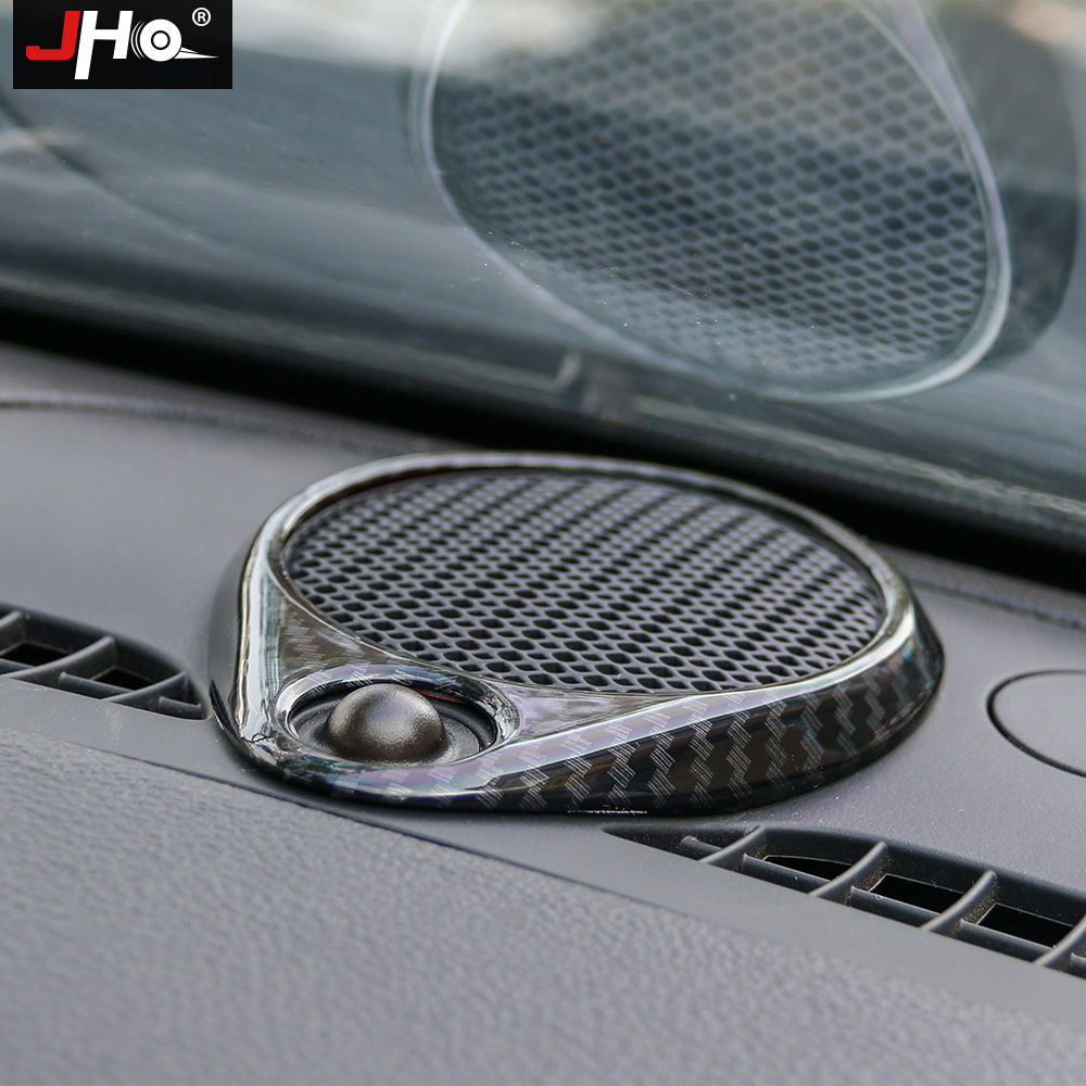 Carbon Fiber Rear Trunk Switch Button Cover Trim For Jeep Grand Cherokee 2014-19