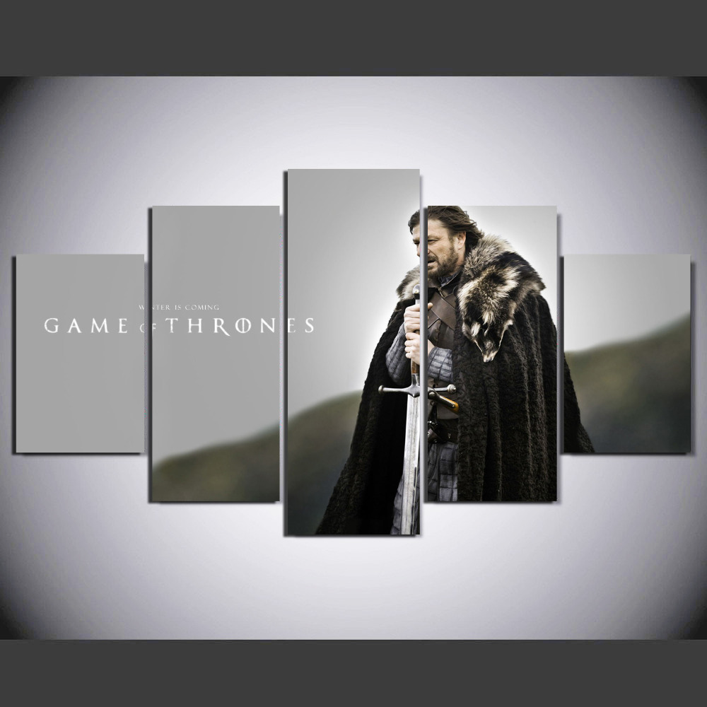 Game Of Thrones Wall Art online get cheap wall painting game of thrones -aliexpress
