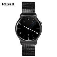 LEGGERE GW01 Bluetooth Inteligente Elettronico monitor di frequenza cardiaca orologio Intelligente Per I Telefoni Android Ios Supporto Multi lingue Reloj