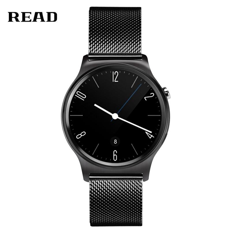 READ GW01 Bluetooth Inteligente Electronic Heart rate monitor Smart watch For Ios Android Phones Support Multi languages Reloj rehau мат двужильный 160 w m2 полимер в плиточный клей 0 5х8 м