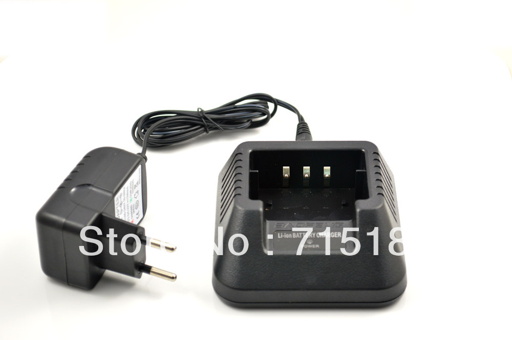 100-240V Baofeng UV-5R Desktop Charger CH-5 With A-88 Adapter (US/EU/UK/AUS Options)