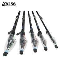 K8356 2.7m 3.6M 4.5M 5.4M 3.0M 6.3M Spinning Fishing Rod M Power Telescopic Rock Fishing Rod Carp Feeder Rod Surf Spinning Rod