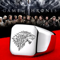 Beier Игра престолов ice wolf Дома Старк из Winterfell нержавеющей стали 316L кольцо для мужчин ювелирные изделия BR8-274