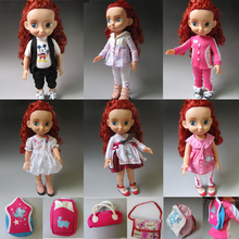Doll Accessories Variety of small backpack dress Clothes for dolls fits 40cm-43cm Sharon doll