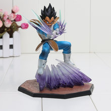 15 centímetros Dragon Ball Z Vegeta Galick Arma PVC Action Figure Modelo Toy Figura Bola Dragão(China)