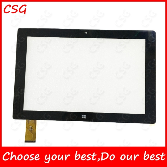 10.1 inch win8 HK10DR2590 QX20150730 Tablet PC Touch screen digitizer panel Repair glass Free Shipping