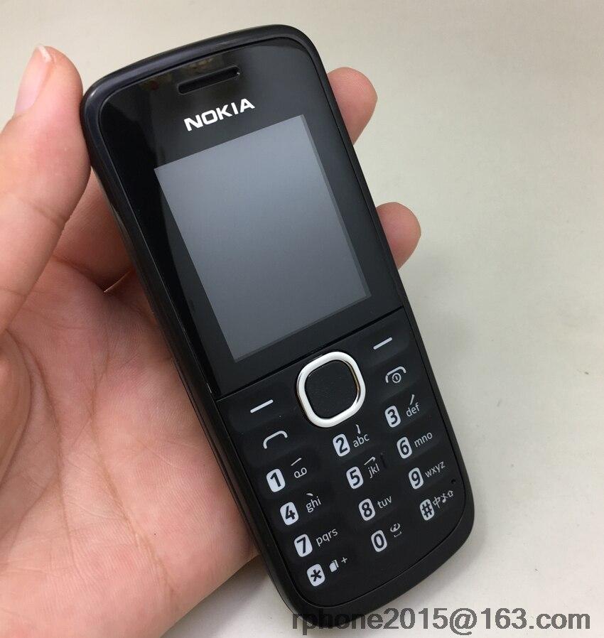 Oryginalny tani telefon NOKIA 1100 Dual Sim telefon komórkowy odnowiony Nokia 1100 odblokowany telefon komórkowy