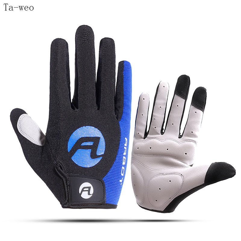 Flight Tracker Ta-weo Outdoor Sports Screen Touch Men Motorcycle Gloves Microfiber Fabric Knight Riding Racing Cycling Female Gloves Great Varieties Apparel Accessories