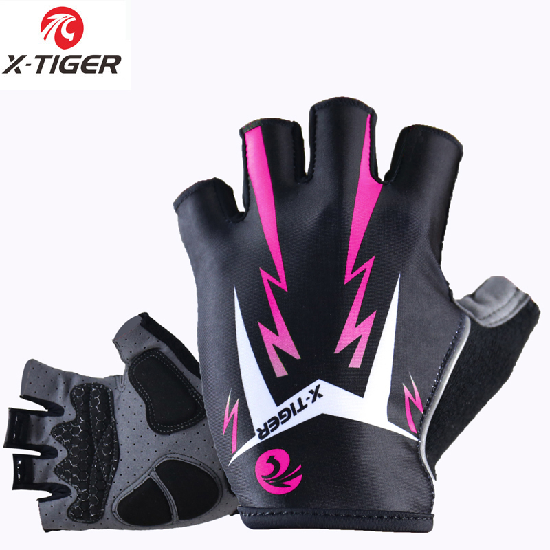 Sport In Gloves: X Tiger Women Shockproof Cycling Gloves Fitness Female