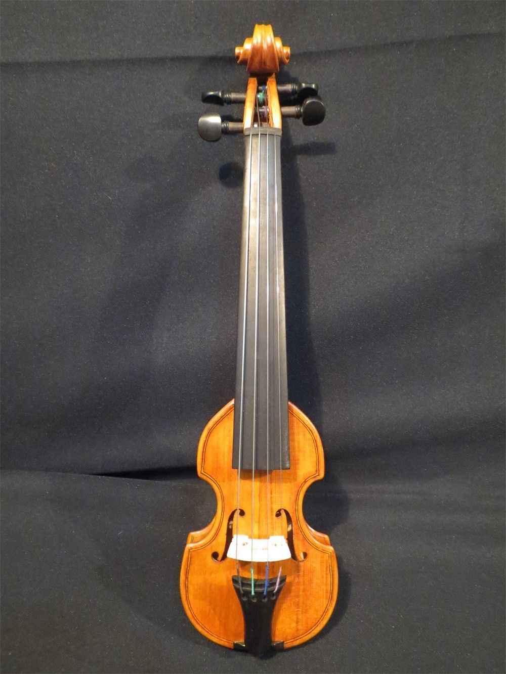 """Барокко Стиль пошет Скрипка 5 3/4 """", хороший бренд песни, резонансный звук #9637"""