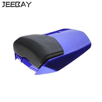 JEEBAY ABS Plastic Motorcycle Carbon Fiber Rear Seat Cowl Fairing Cover Solo Seat Fairing Cowl For Yamaha YZF R1 04 06
