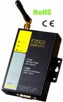 Support transparent SMS data transmission F2003 RS232 RS485 GSM MODEM DTU for PLC