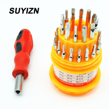Multifunctional Screwdriver Set Precision Screwdriver Repair Tool Set for Mobile Phone Notebook Computer Electric Devices