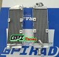 ДЛЯ Suzuki Алюминиевого Сплава радиатор RM250 RM 250 1993 1994 1995 93 94 95