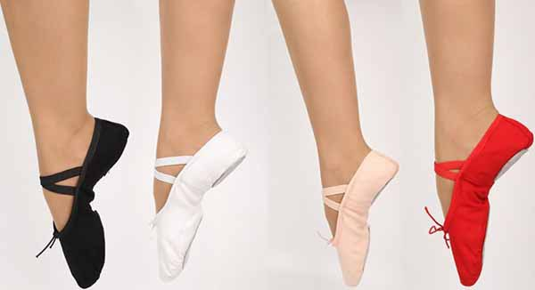 ФОТО  &Great Discounts&Coupons!! White Ballet Dance Shoes for Women Ladies Girls 4 Colors Price!!