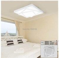 LED Ceiling Light Lamp Square Lustres de Sala Abajur 24w 30w 48w 72w 80w 90 265v Ceiling LED Lamp Lustres Luminaria Teto Home