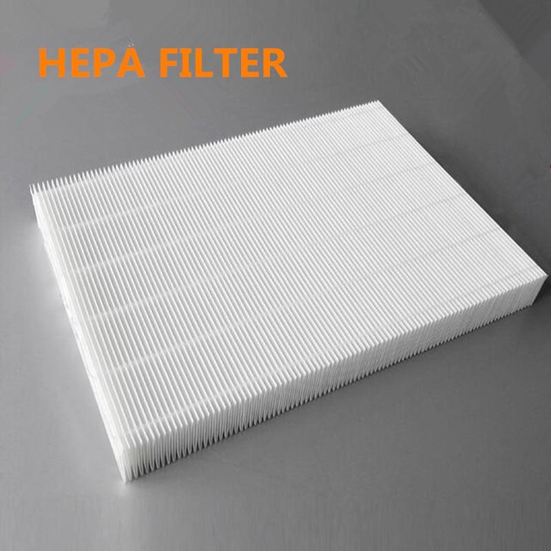 Frameless Hepa Filter Air Purifier Air Conditioner Car