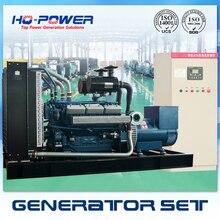 400kw 500kva 220 110 вольт Магнитный дизельный генератор цены в Бирме