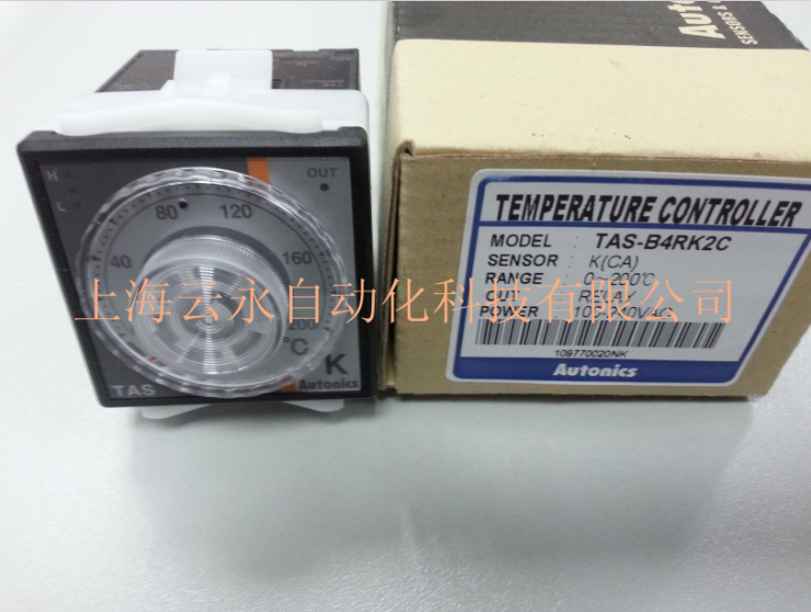 все цены на  New original authentic TAS-B4RK2C Autonics thermostat temperature controller  онлайн