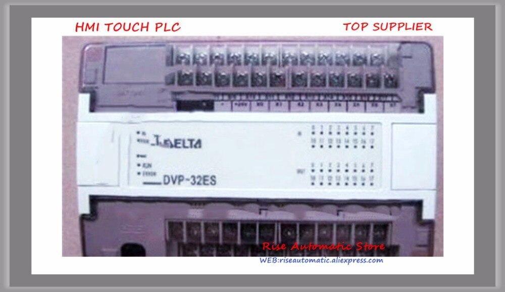 DVP32ES00R2 PLC 100-240VAC 16DI 16DO relay output New OriginalDVP32ES00R2 PLC 100-240VAC 16DI 16DO relay output New Original