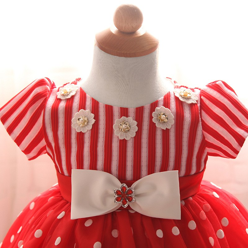 Newborn Dress For Christening (9)