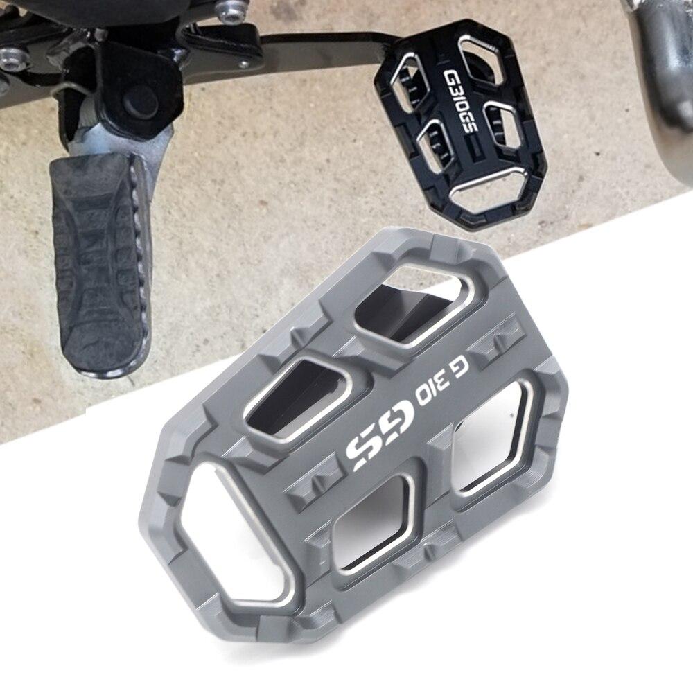 For BMW G310R G310GS 2017-2018 G 310 R G 310 GS Rear Foot Brake Lever Peg Pad Extension Enlarge Extender Motorcycle Accessories