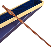 Newest Luna Lovegood Magical Wand /Harri Potter Magic Wand Deluxe COS Tricks High Quality Kid Toys Gift Box Packing