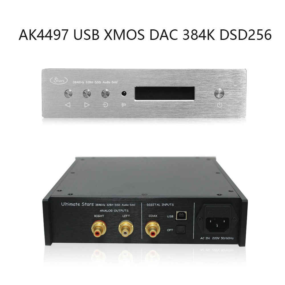 Detail Feedback Questions about Nobsound AK4497 USB XMOS DAC Audio