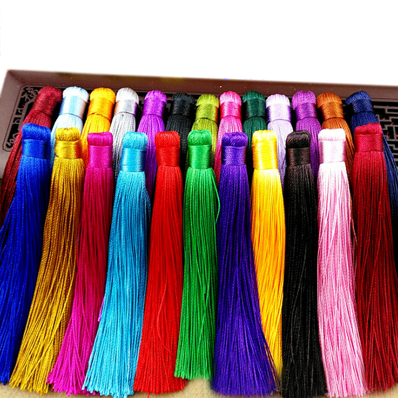 Hot Sale Tassel Jewelry Accessories For Earrings Necklace Keychain Graceful Exquisite DIY Jewelry
