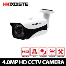 Cámara CCTV CCD Sensor 2560*1440P 4MP filtro ir cut AHD cámara interior/exterior impermeable 3,6mm lente de seguridad 4.0MP Cámara