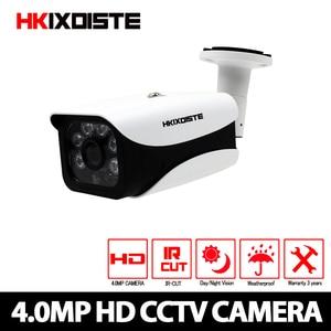Image 1 - CCTV Camera CCD Sensor 2560*1440P 4MP IR Cut Filter AHD Camera  Indoor / Outdoor Waterproof 3.6mm Lens Security 4.0MP Camera