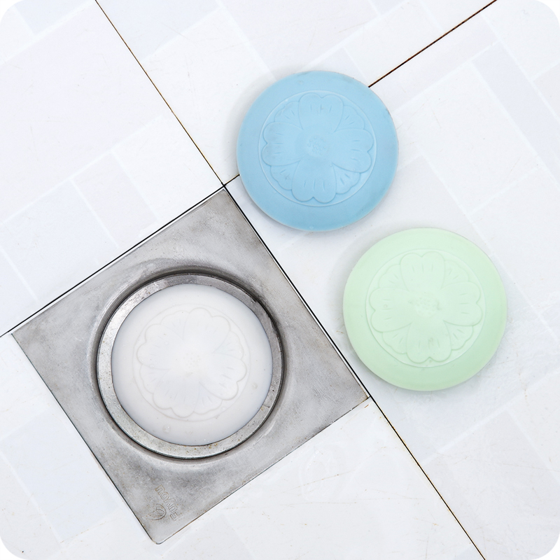 Kitchen Bathroom Floor Sink Drain Filter Wave Stopper Hair Catcher Stopper  Shower Drain Filter Hair Trap