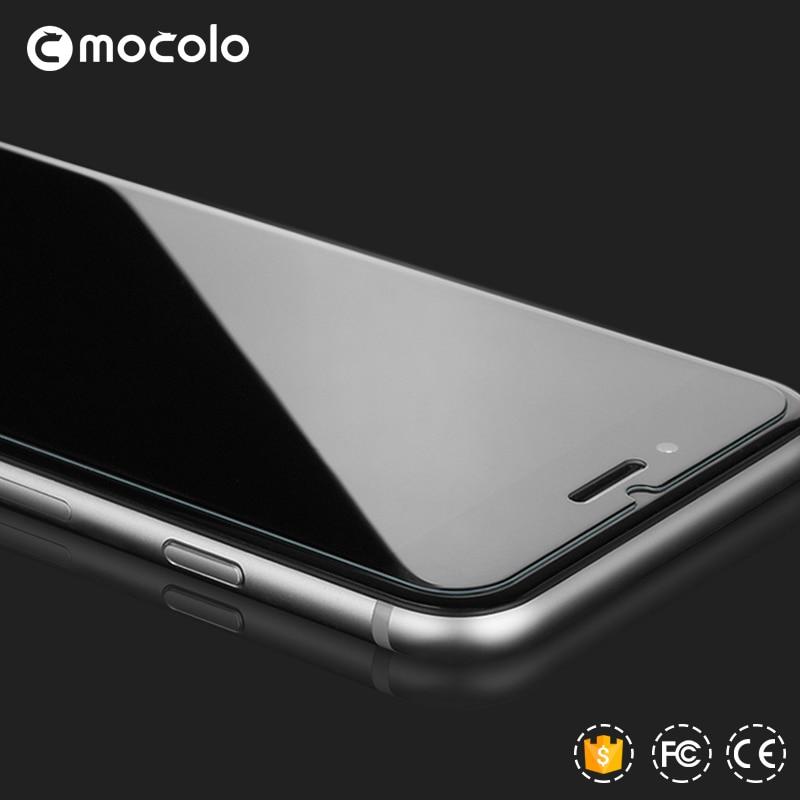 Untuk iphone 7 plus HD Jelas Film Pelindung 0.26mm 2.5D Melengkung - Aksesori dan suku cadang ponsel - Foto 4