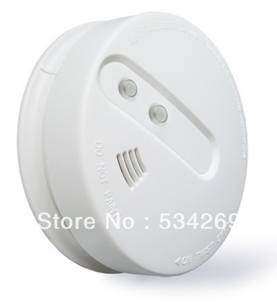 Stand-alone Photoelectric Sensor and Sound & Flash Alarm Smoke Detector