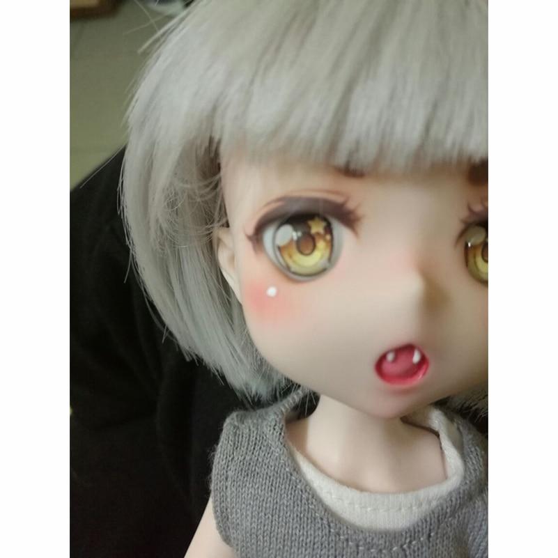 Bonecas 1/6 bebê nascido acessórios bonecas Feature5 : Bjd Doll Eye