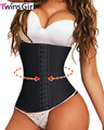 Hot shapers cintura trainer correa modelado faja reductora adelgaza vaina cinturón fajas body shaper body cinta faja fajas de las mujeres