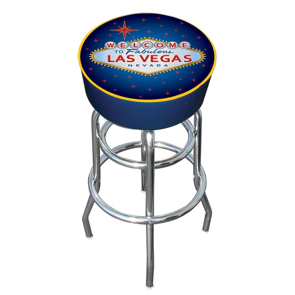 Las Vegas Padded Swivel Bar Stool 30 Inches High las vegas