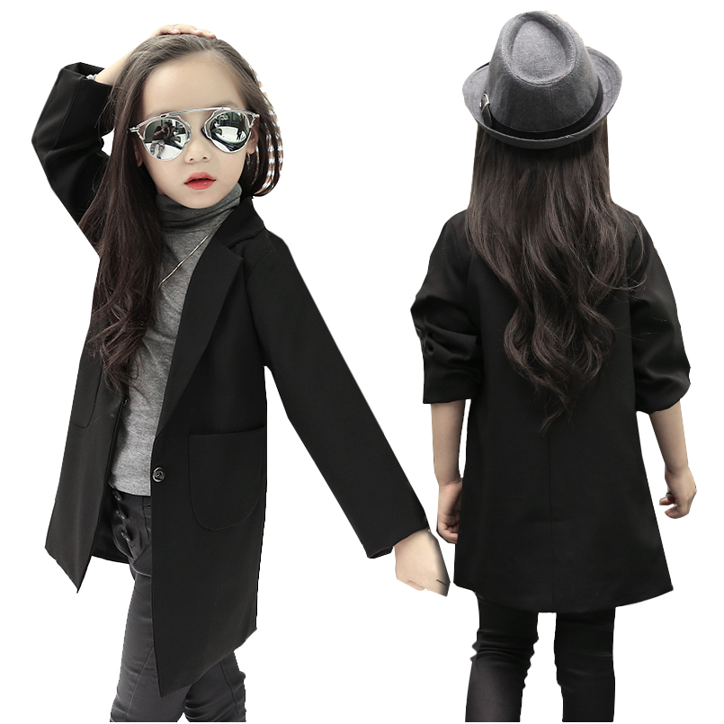 Online Get Cheap Girl Black Jacket -Aliexpress.com | Alibaba Group