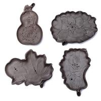 Purple Clay Gang Pao Tea Tray Teaset Tray Tea Set With Pattern