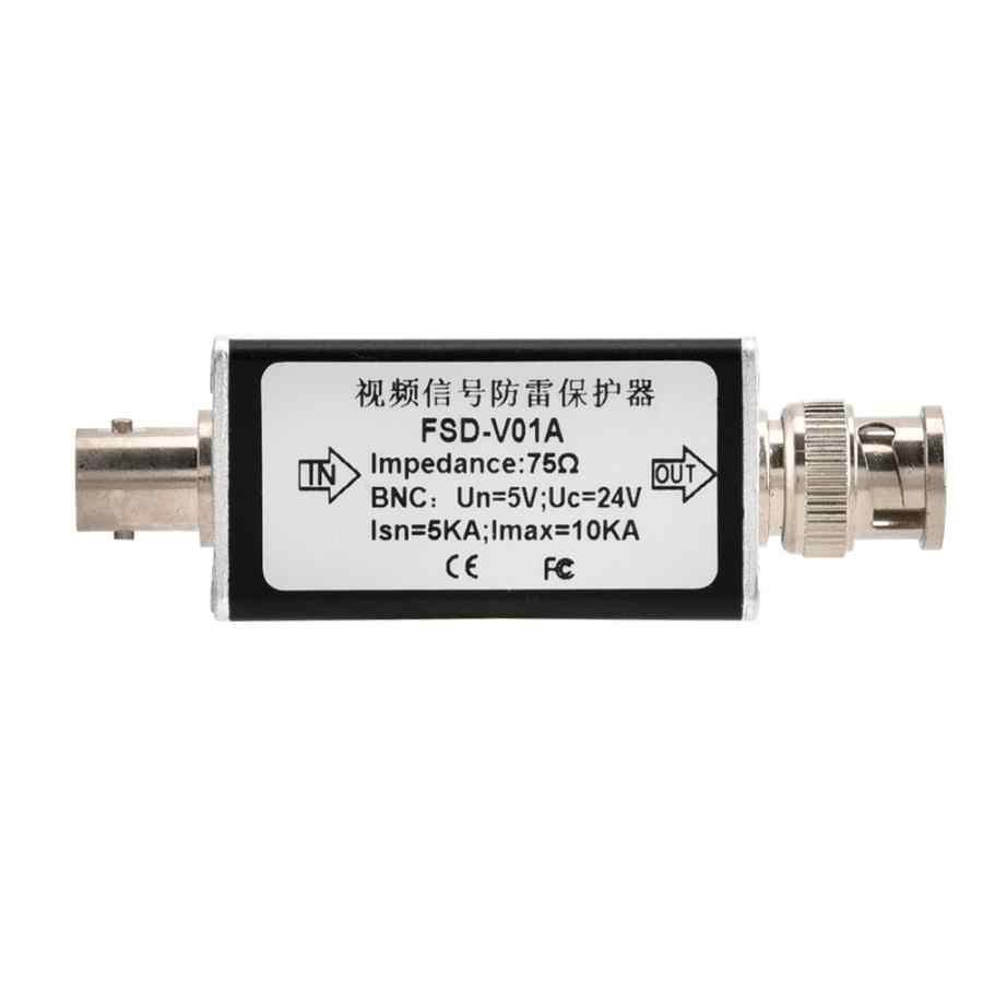 CCTV видео BNC стабилизатор напряжения аналоговая камера гром защита от молний устройство защиты 24 в новое поступление