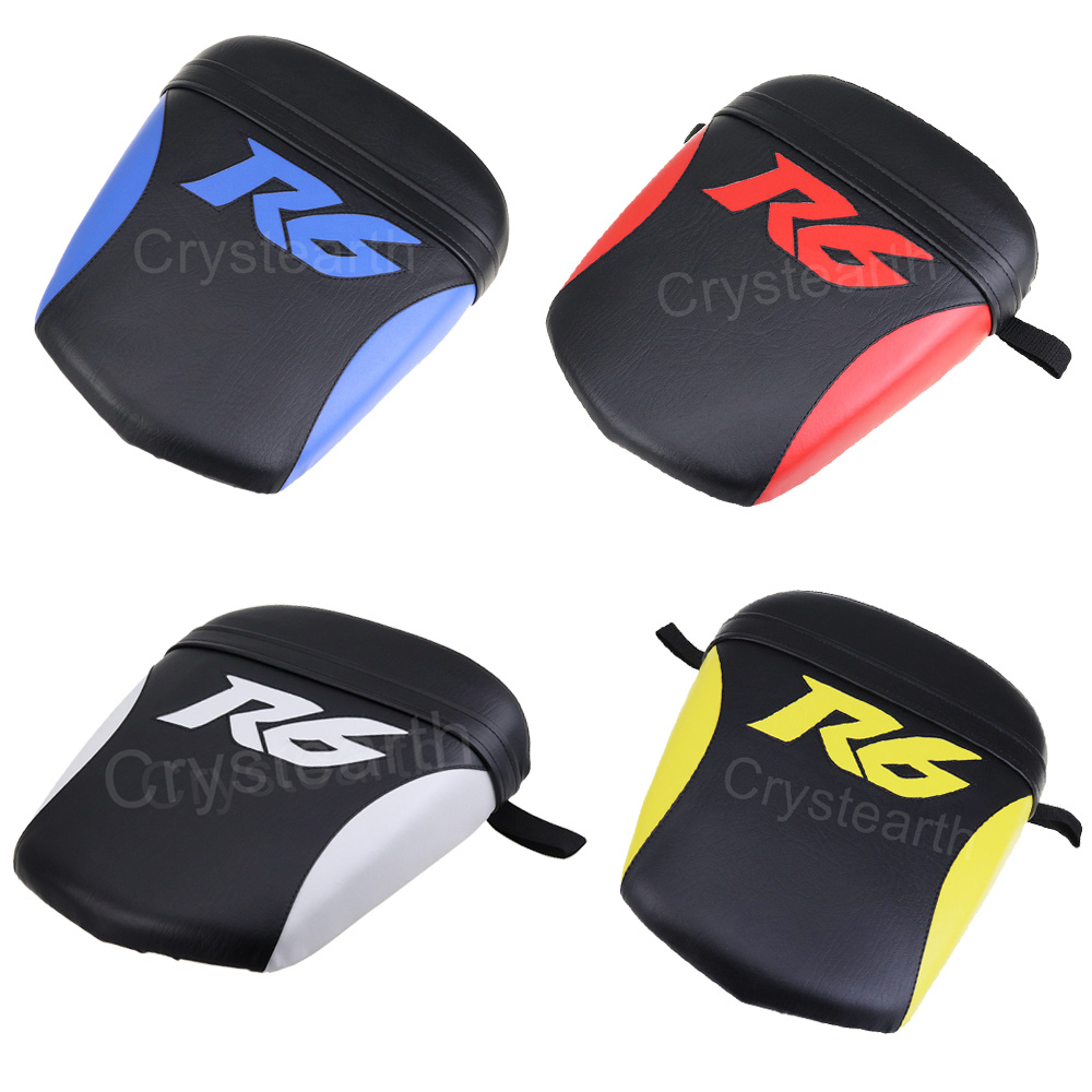 For Yamaha YZF600 YZF R6 2003 2004 2005 YZF-R6 YZFR6 03 04 05 Motorcycle Rear Passenger Seat Cover Pillion Seat Cowl FairingFor Yamaha YZF600 YZF R6 2003 2004 2005 YZF-R6 YZFR6 03 04 05 Motorcycle Rear Passenger Seat Cover Pillion Seat Cowl Fairing
