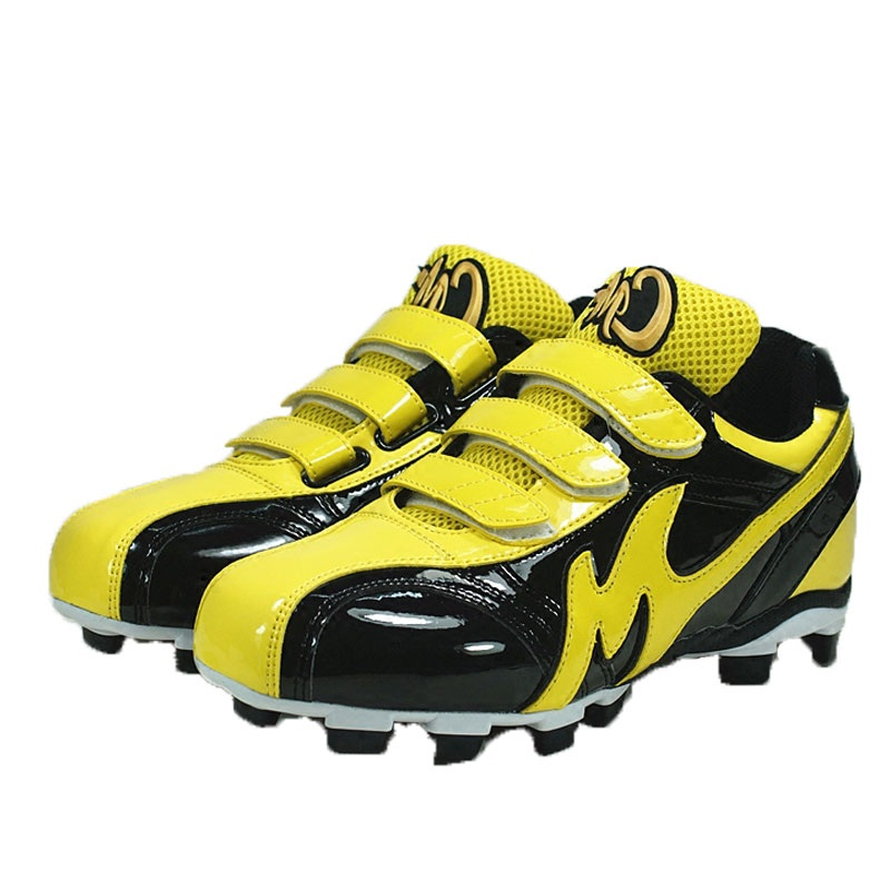 Sneakers Softball-Shoes Breathable Men Anti-Skid-Spikes D0555 Professional Outdoor Adult
