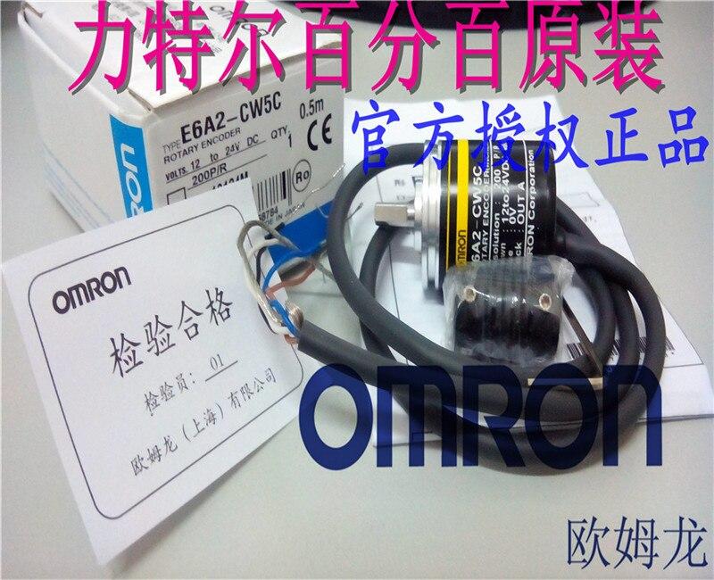 Encoder E6A2-CW5C 200P/R