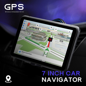 706 7 inch Truck Car GPS Navig